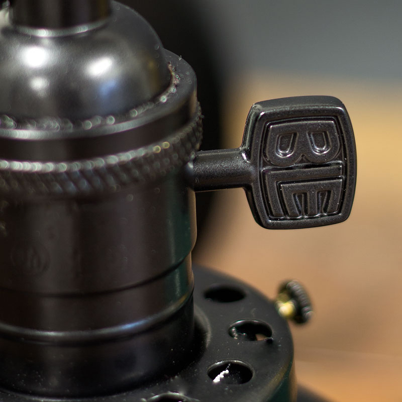 ... The Fargo Black Paddle Switch ...
