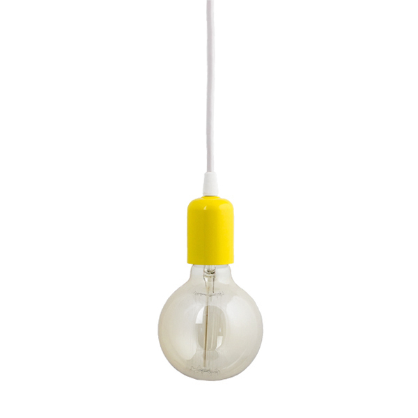 Downtown Minimalist Cord Pendant, Drop Light | Barn Light Electric