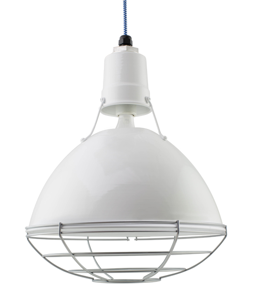 Wesco Industrial Uplight Pendant Barn Light Electric