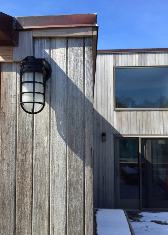 Industrial Static Topless Sconce | Barn Light Electric