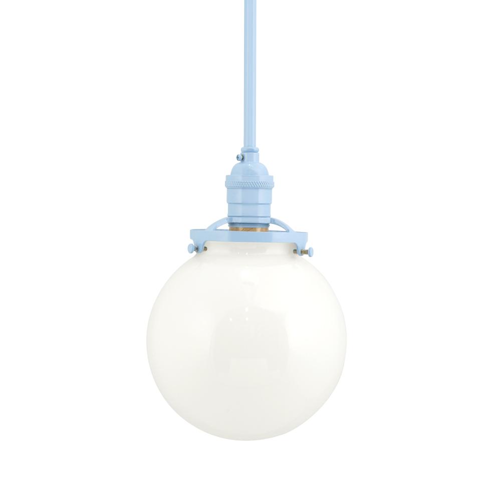 The Bubble Stem Mount Pendant Barn Light Electric