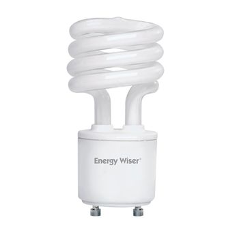 Compact Fluorescent CFL Coil Bulb