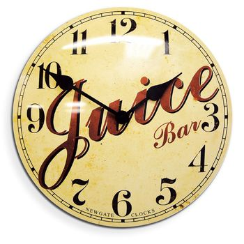 Indian River Orange Grove Wall Clock