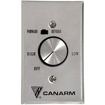 Canarm Barn Reversible Speed Control