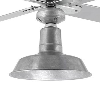 Machine Age Warehouse Ceiling Fan Light Kit