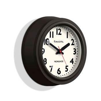 Telectric Clock, Cave Black