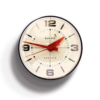 Bubble Clock | Gloss Cream