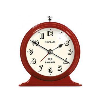 Dolomite Alarm Clock  | Gloss Red
