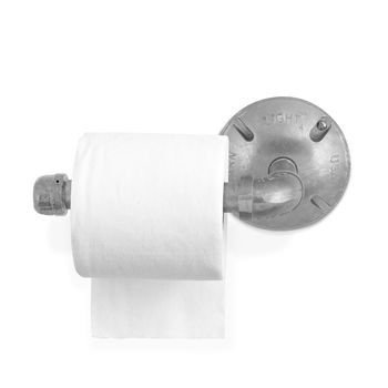 Industrial Toilet Paper Holder, 975-Galvanized