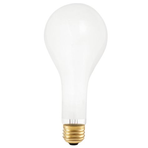 300W Frosted PS25 Bulb