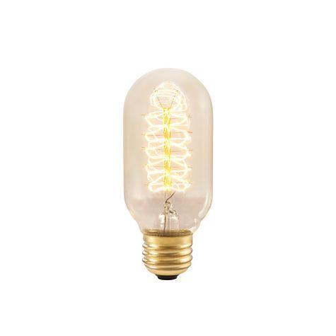 40W Spiral Light Bulb