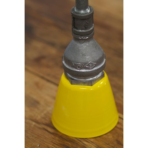 The Lafayette Street Soho Stem Mount Pendant, 500-Buttery Yellow