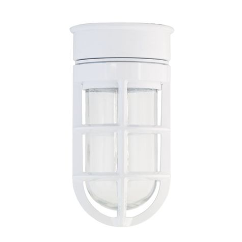 The Bullet Cast Guard, 200-White | TGG-Heavy Duty Cast Guard, CLR-Clear Glass