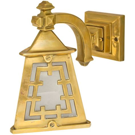 Tribecca Light | Polished Brass