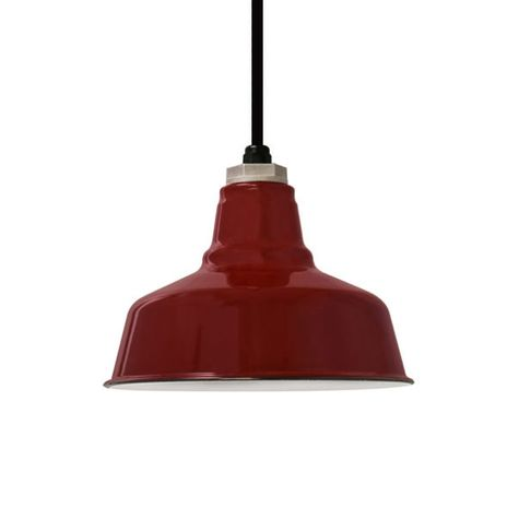 Porcelain Cherry Red Esso Shade