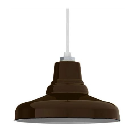 Porcelain Bronze Union Shade