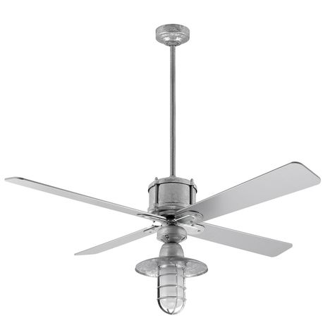 Machine Age Cast Guard Ceiling Fan Light Kit