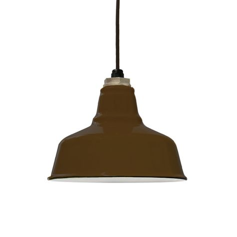 Porcelain Bronze Esso Shade