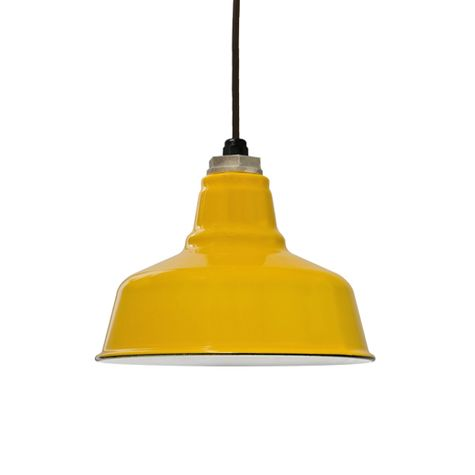 Porcelain Yellow Esso Shade