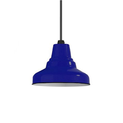 Porcelain Cobalt Blue Union Shade