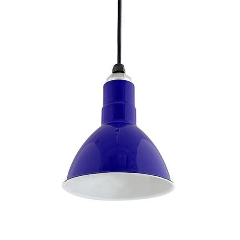 Deep Bowl Shade, 750-Cobalt Blue
