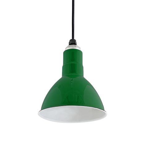 Deep Bowl Shade, 350-Vintage Green