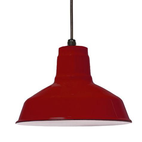 Porcelain Cherry Red Dino Shade