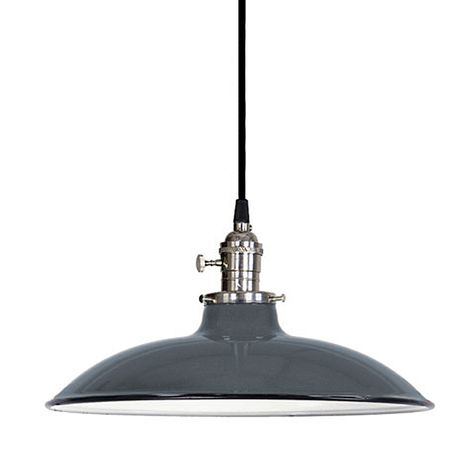 Porcelain Graphite Sinclair Shade