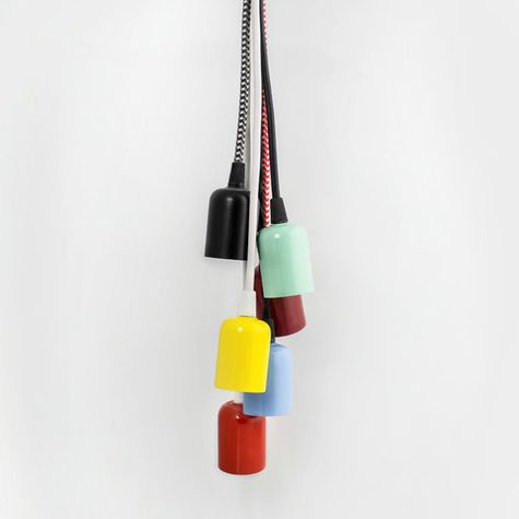 The Downtown Minimalist Cord Pendant