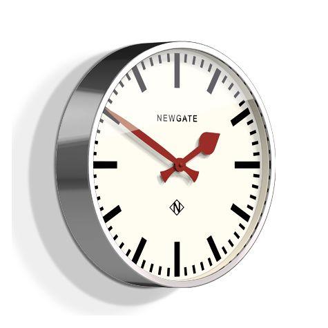 Putney Clock, Chrome
