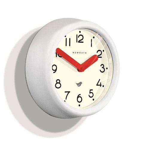 The Pantry Clock, Pebble White