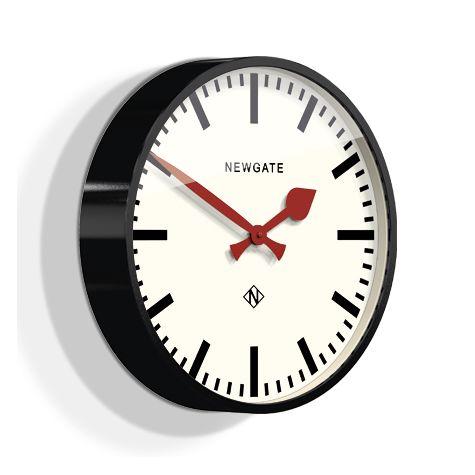 Putney Clock, Black
