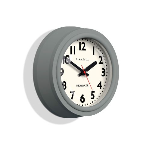 Telectric Clock, Clockwork Grey