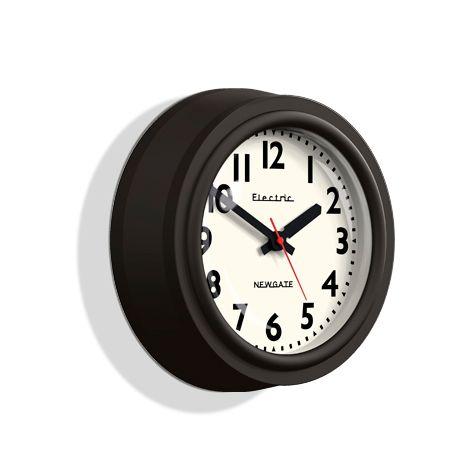Telectric Clock, Cave Black