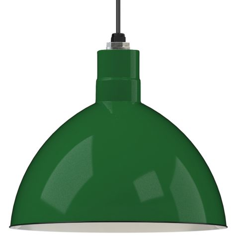 "20"" Deep Bowl, 350-Vintage Green"