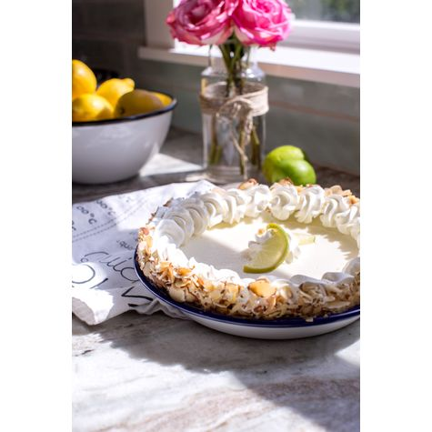 Special Edition Enamelware Pie Plate
