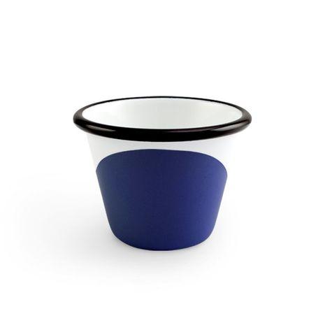 Enamel Dipped Cup, 750-Cobalt