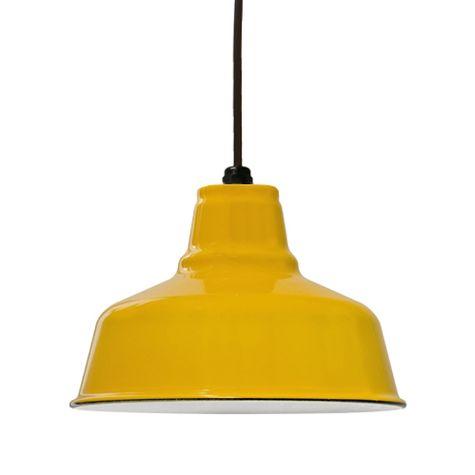 Porcelain Yellow Esso Shade, No Hex