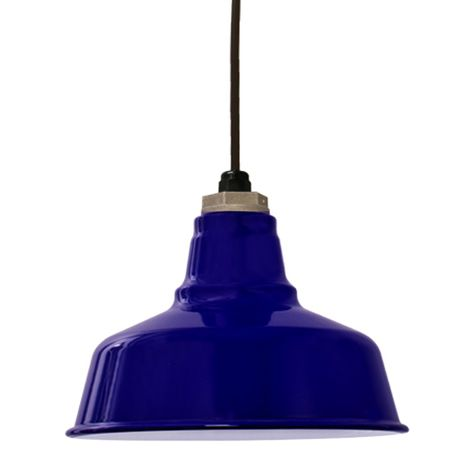 Porcelain Cobalt Blue Esso Shade