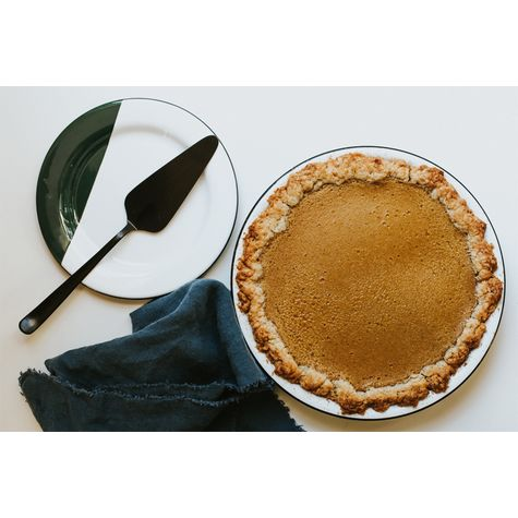 Enamel Dipped Dessert Plate & Pie Plate | Photo Courtesy of The Seed & Plate and Paige French