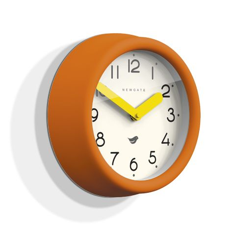 The Pantry Clock, Pumpkin Orange