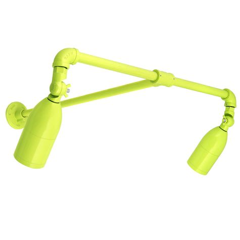 The Bullet Dual LED Sign Light, 380-Chartreuse