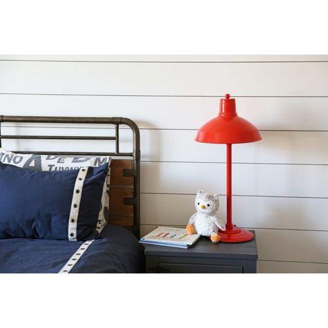 The Drake Retro Desk Lamp, 420-Orange | Courtesy of The Sunny Side Up Blog