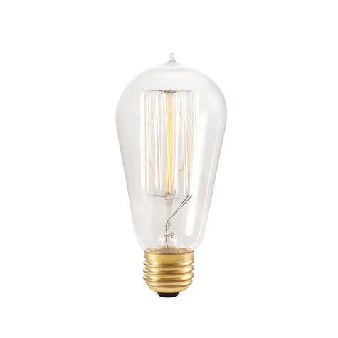 1910 Era 40W Light Bulb