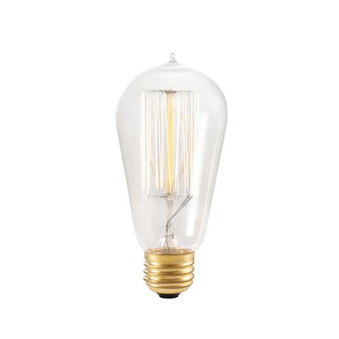 1910 Era 40W Light Bulb