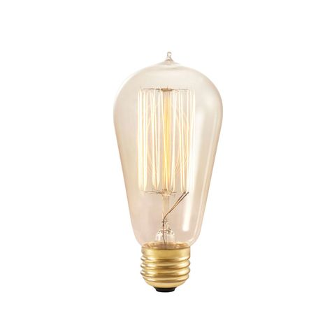 1910 Era 60W Light Bulb
