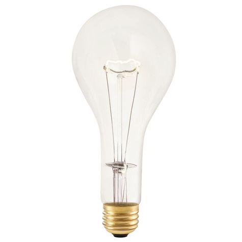 300W Clear PS25 Bulb