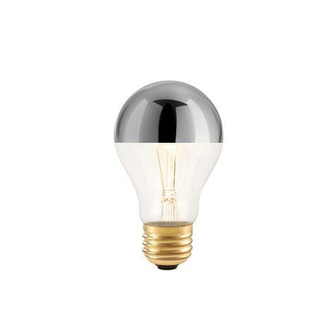 60W A19 Bulb A Shape