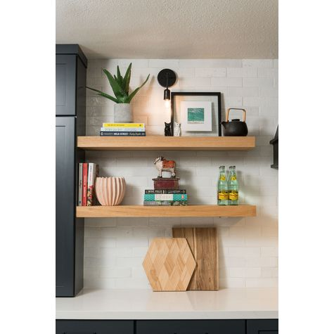 The Downtown Minimalist Adjustable Sconce, 100-Black | Photo courtesy of homeowner and Jonathan Garza Photography