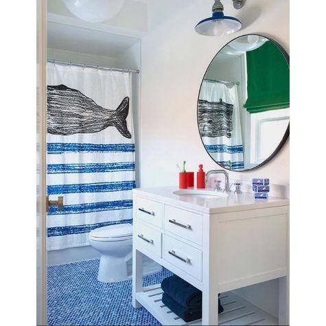 "12"" Houston Street SoHo Sconce, 700-Royal Blue | Photo Courtesy of D2 Interieurs"